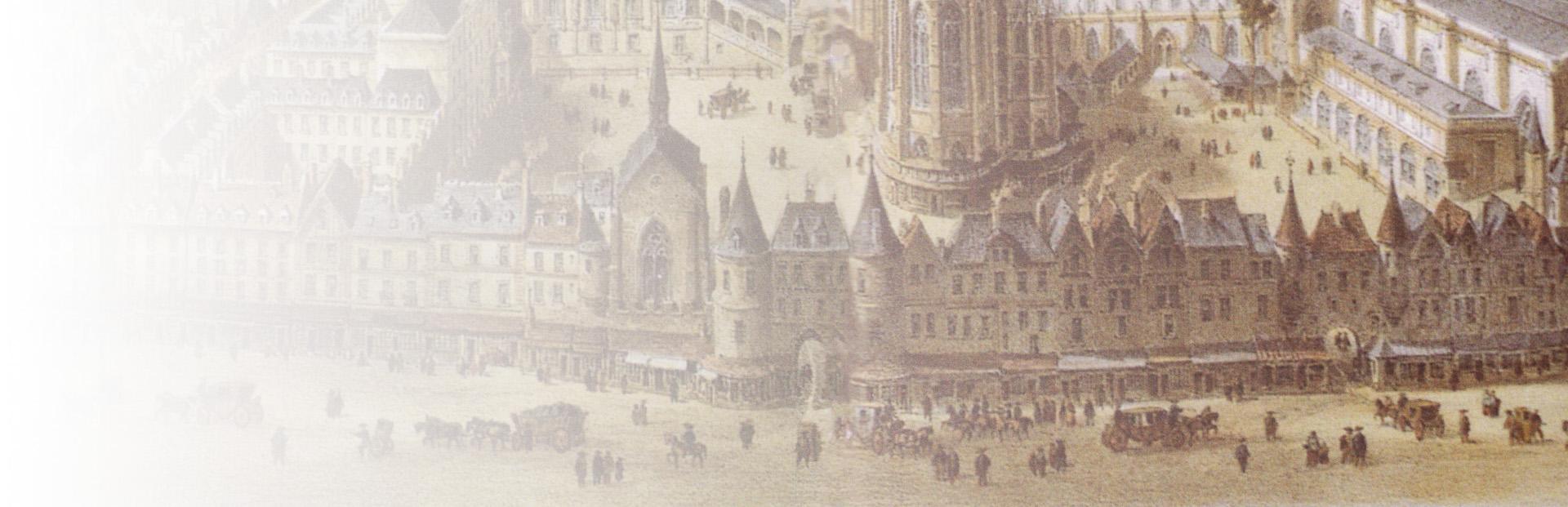 Découvrez la ville de Paris